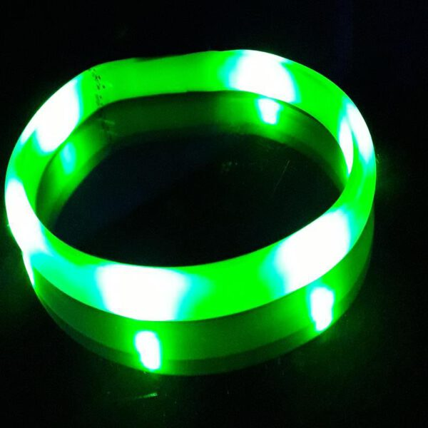 Leuchtring (grün)